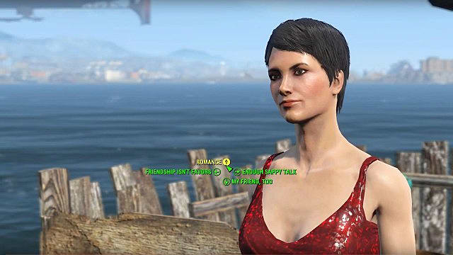 Fallout 4 how to get curie