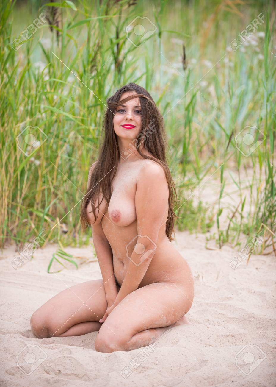 Naked women in the outdoors