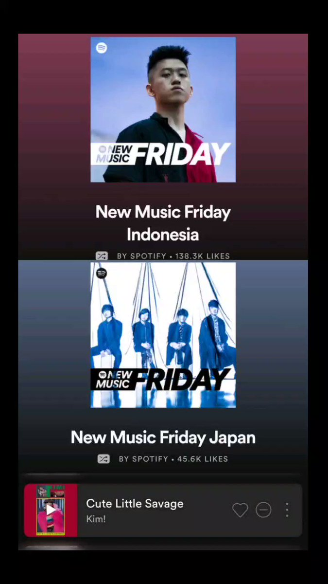 New music friday indonesia