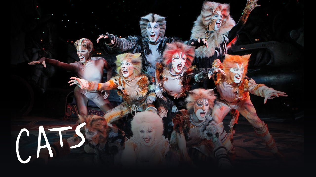 The jellicle cats