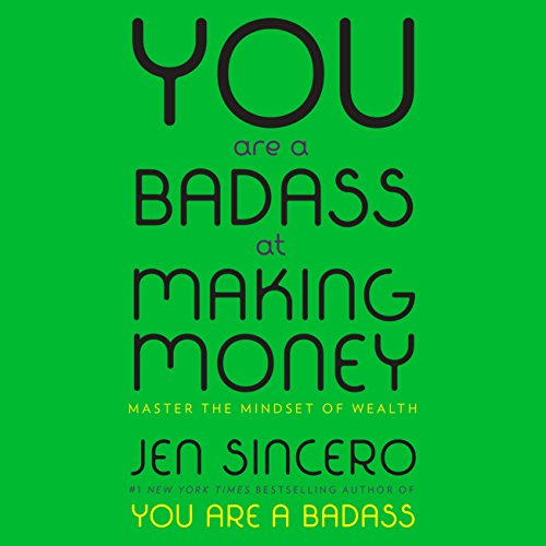 You are a badass audible